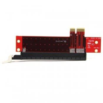 StarTech.com Adaptador para Ranura de Extensión PCI Express x1 a x16 de Perfil Bajo