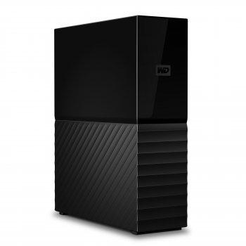 Western Digital My Book disco duro externo 3000 GB Negro