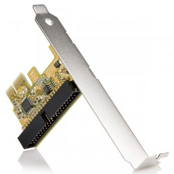 StarTech.com Tarjeta Adaptadora PCI Express PCI-E Controladora IDE PATA UDMA 133 PCIe 1 Puerto