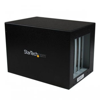 StarTech.com Caja de expansión externa PCI Express PCI-e a 4 ranuras PCI