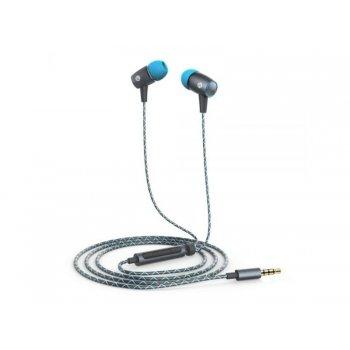 Huawei AM12 Plus auriculares para móvil Binaural Dentro de oído Azul, Gris