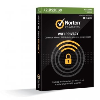Symantec Norton WiFi Privacy 1 licencia(s) Español