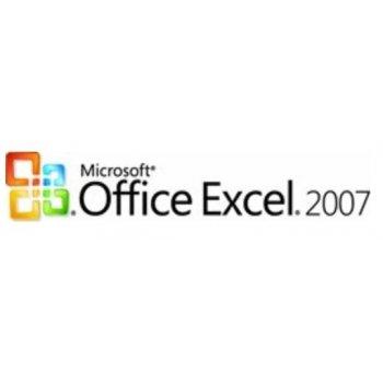 Microsoft Excel, OLP NL, Software Assurance, 1 license, EN 1 licencia(s) Inglés
