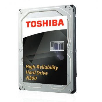 "Toshiba N300 3.5"" 6000 GB Serial ATA III"