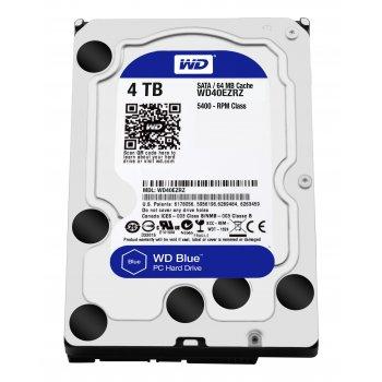 """Western Digital Blue 3.5"""" 4000 GB Serial ATA III"""