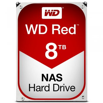 "Western Digital Red 3.5"" 8000 GB Serial ATA III"