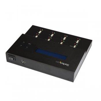 StarTech.com Clonador y Borrador Autónomo de Unidades de Memoria Flash USB 1 7 - Copiador de Memorias USB - Copiador de Pendrive