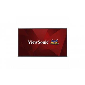 """Viewsonic CDE5010 pantalla de señalización 127 cm (50"""") LED 4K Ultra HD Pantalla plana para señalización digital Negro"""
