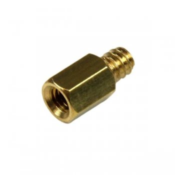 StarTech.com Metal Jackscrew Standoffs No6-32 to M3
