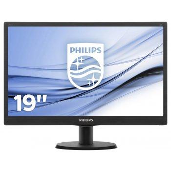Philips Monitor LCD con SmartControl Lite 193V5LSB2 10