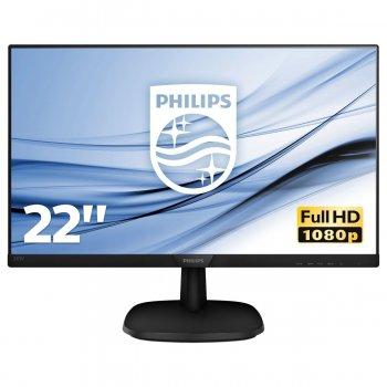 Philips Monitor LCD Full HD 223V7QHAB 00