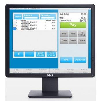 """DELL E Series E1715S LED display 43,2 cm (17"""") Negro"""