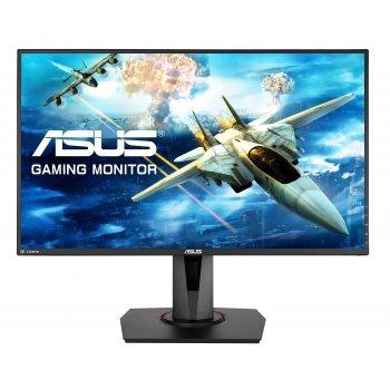 """ASUS VG278Q LED display 68,6 cm (27"""") Full HD Plana Mate Negro"""