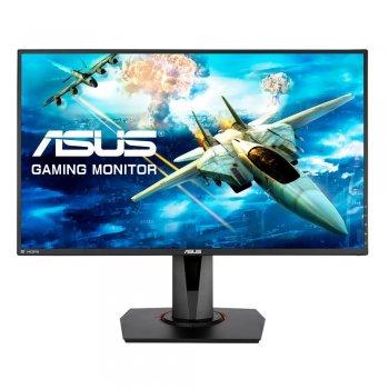 """ASUS VG278QR pantalla para PC 68,6 cm (27"""") Full HD LCD Plana Negro"""