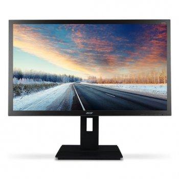 "Acer B6 B276HULE pantalla para PC 68,6 cm (27"") Wide Quad HD LED Plana Gris"