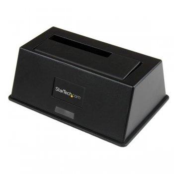 StarTech.com Estación de Acoplamiento USB 3.0 UASP para Conexión de Disco Duro SSD - Docking Station
