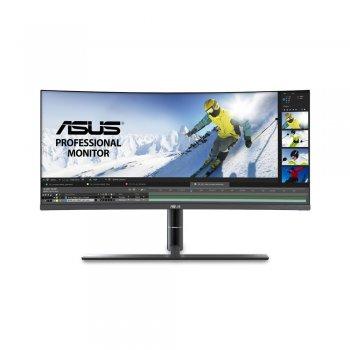 "ASUS ProArt PA34VC pantalla para PC 86,6 cm (34.1"") UltraWide Quad HD LED Curva Negro"