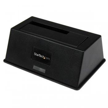 StarTech.com Estación de Acoplamiento USB 3.0 UASP eSATA para Conexión de Disco Duro SSD SATA III - Docking Station
