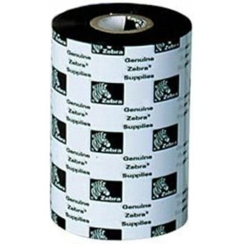 Zebra 3200 Wax Resin Ribbon 64mm x 74m cinta para impresora