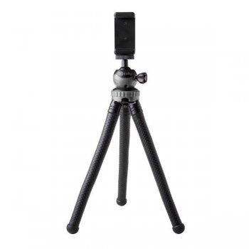 Celly Click Flextri tripode Smartphone Cámara de acción 3 pata(s) Negro