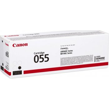 Canon 055 Original Negro 1 pieza(s)