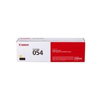 Canon 054 Original Amarillo 1 pieza(s)