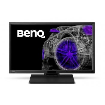 "Benq BL2420PT pantalla para PC 60,5 cm (23.8"") Wide Quad HD LED Plana Negro"