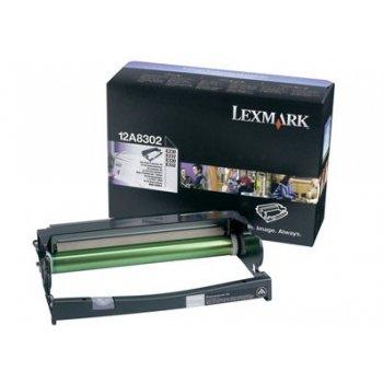 Lexmark 12A8302 fotoconductor Negro 30000 páginas