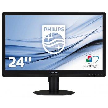 Philips Brilliance Monitor LCD, retroiluminación LED 241S4LCB 00