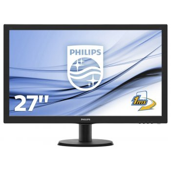 Philips Monitor LCD con SmartControl Lite 273V5LHSB 00
