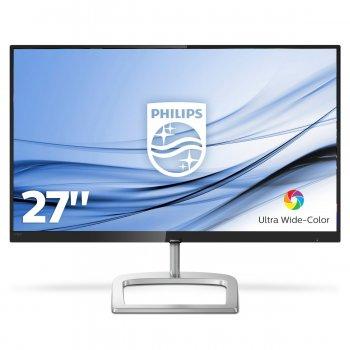 Philips E Line Monitor LCD curvo con Ultra Wide-Color 278E9QJAB 00