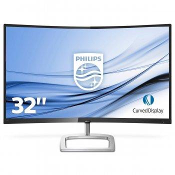Philips E Line Monitor LCD curvo con Ultra Wide-Color 328E9FJAB 00