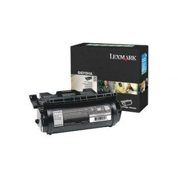 Lexmark 64016HE cartucho de tóner Original Negro 1 pieza(s)