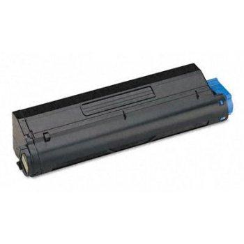 OKI MB480 Black Toner Cartridge Original Negro