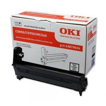 OKI Black image drum for C5850 5950 tambor de impresora Original