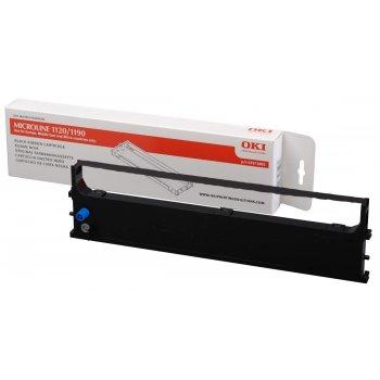 OKI 43571802 cinta para impresora Negro
