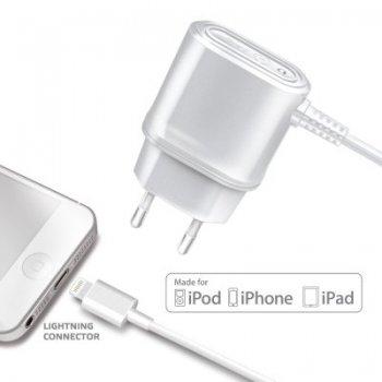 Celly TCIP5 cargador de dispositivo móvil Interior Blanco
