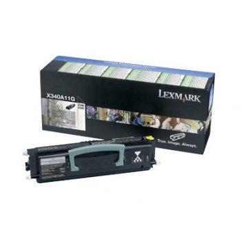 Lexmark X340A11G cartucho de tóner Original Negro 1 pieza(s)