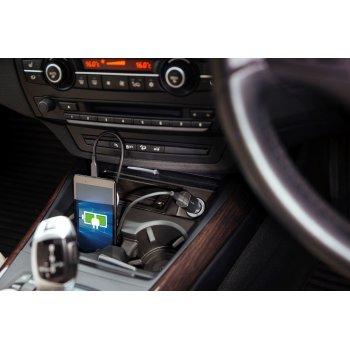 Targus APD39EU cargador de dispositivo móvil Auto Negro