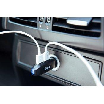Targus APD751EU cargador de dispositivo móvil Auto Negro