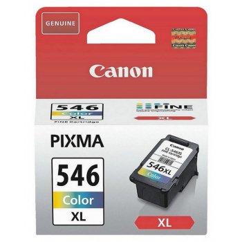 Canon CL-546XL Original Cian, Magenta, Amarillo 1 pieza(s)