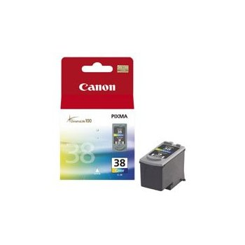Canon CL-38 Original Cian, Magenta, Amarillo 1 pieza(s)