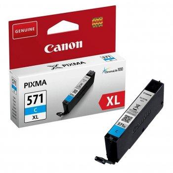 Canon CLI-571C XL Original Cian 1 pieza(s)