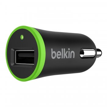 Belkin Car Charger, 1A Auto Negro