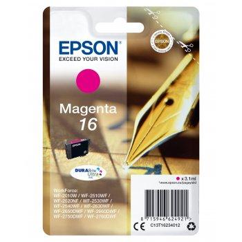 Epson Pen and crossword Cartucho 16 magenta (etiqueta RF)