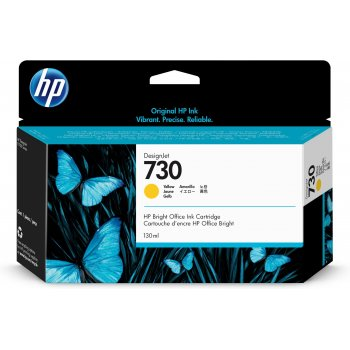 HP 730 Original Amarillo
