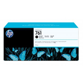 HP 761 Original Negro mate 1 pieza(s)