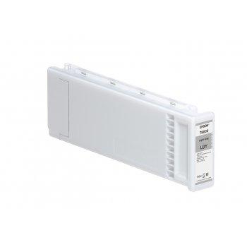 Epson Singlepack Light Gray T800000 UltraChrome PRO 700ml