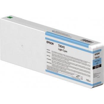 Epson Singlepack Light Cyan T804500 UltraChrome HDX HD 700ml