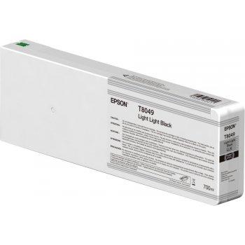 Epson Singlepack Light Light Black T804900 UltraChrome HDX HD 700ml